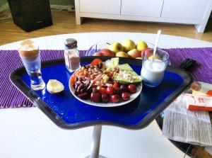 Vid måltiden