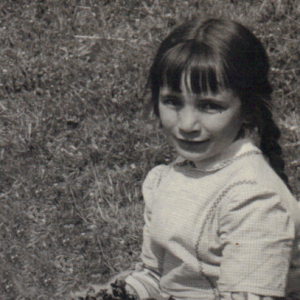 Marija 8 år